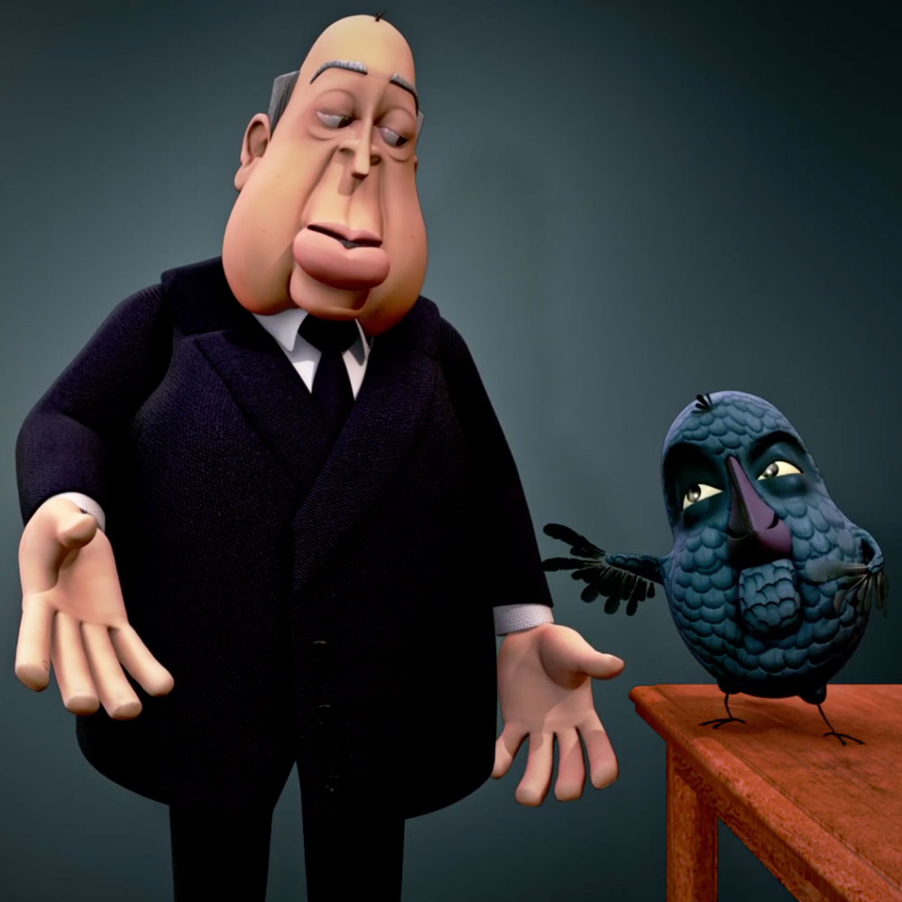 Alfred Hitchcock Presents: The Birds