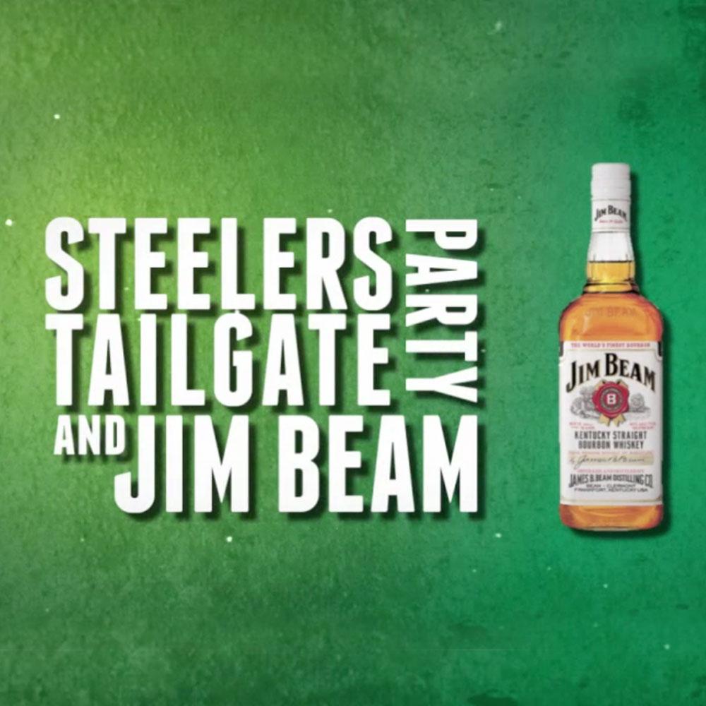 Jim Beam Tailgate Commercial