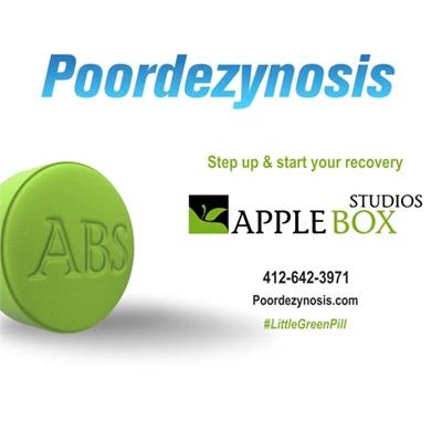 Apple Box Studios - Poordezynosis