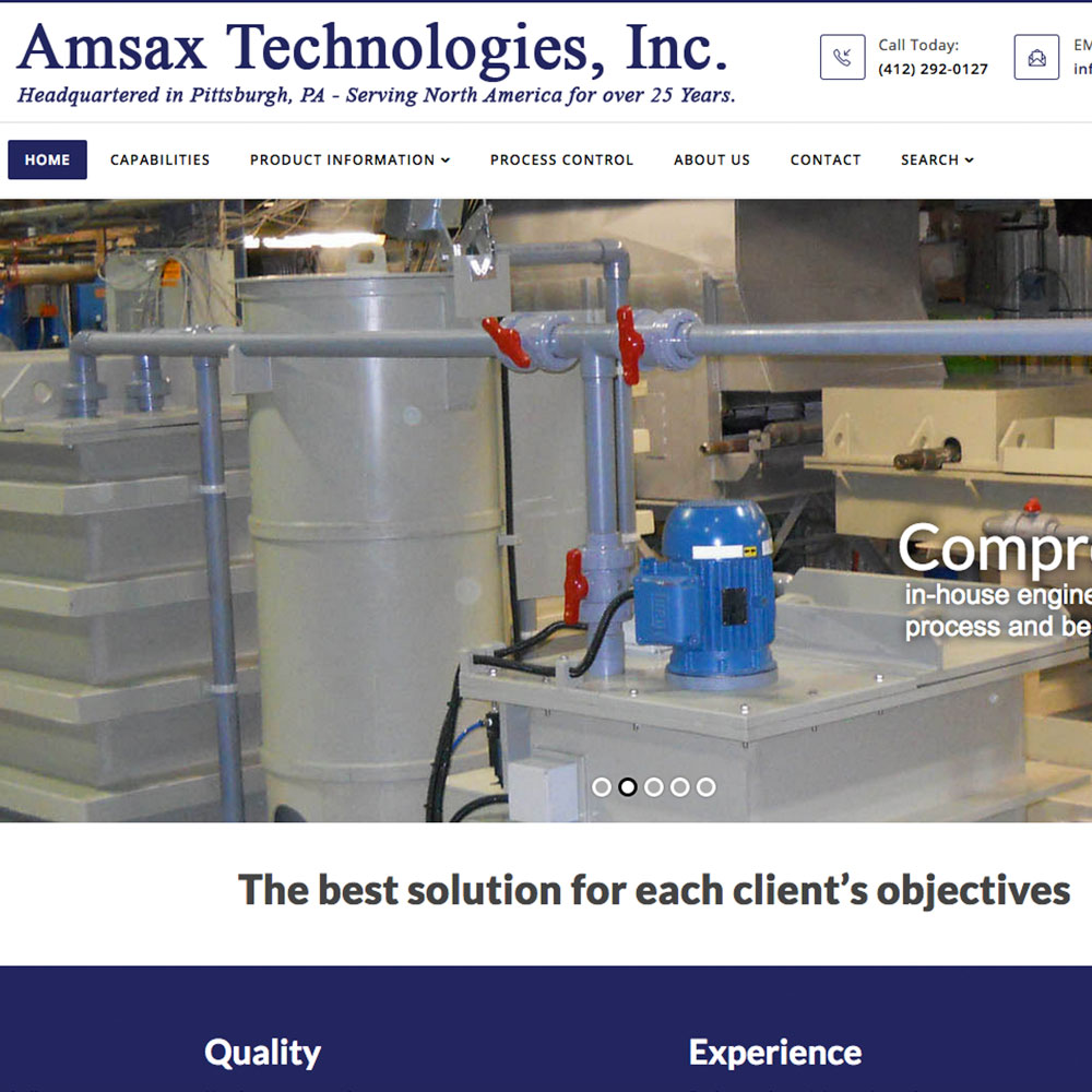 Amsax Technologies