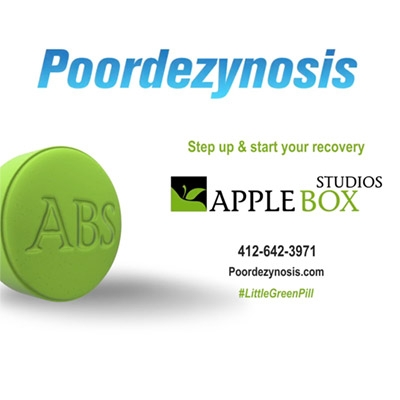 Apple Box Studios - Poordezynosis